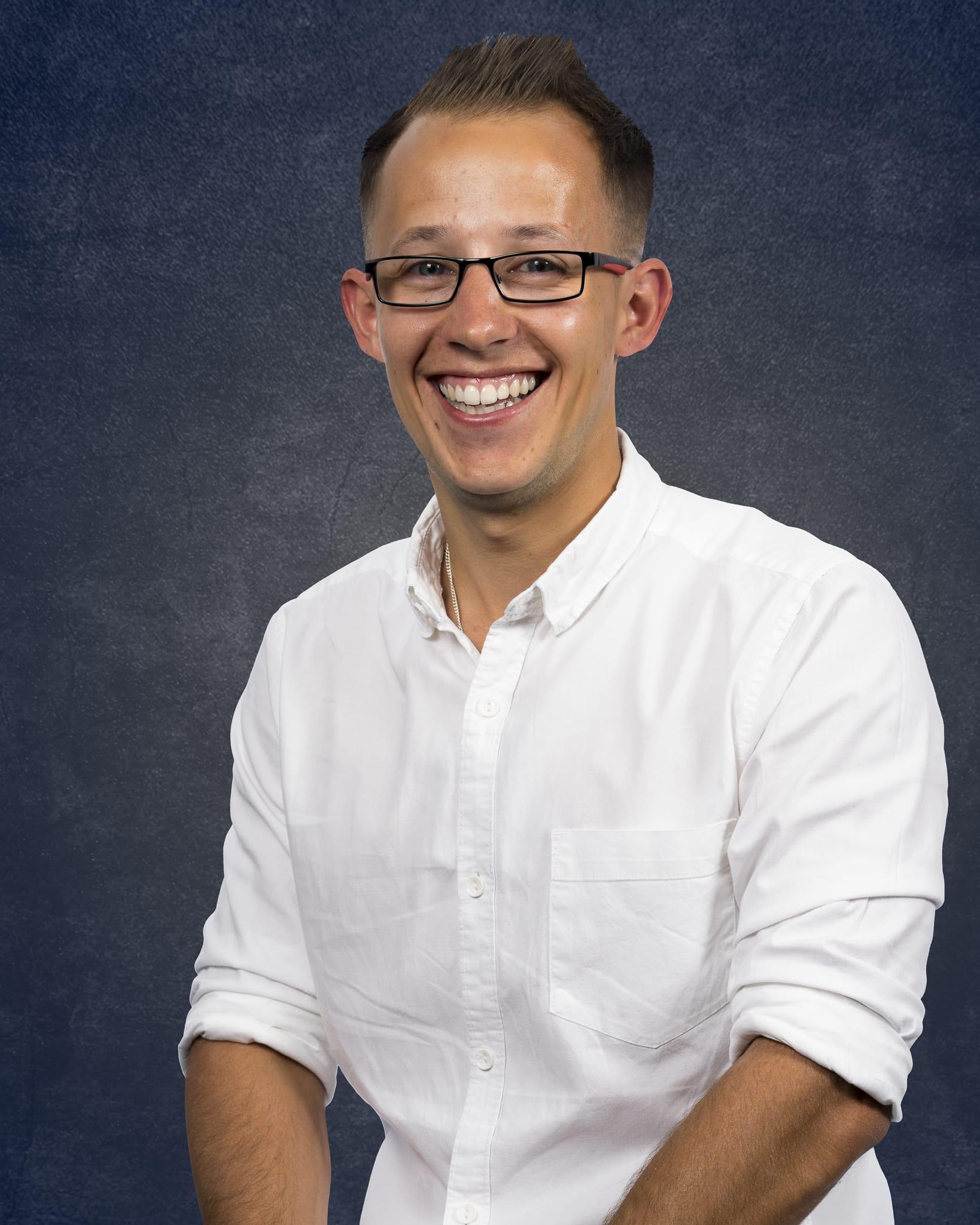 Photograph of Jordan Gooding