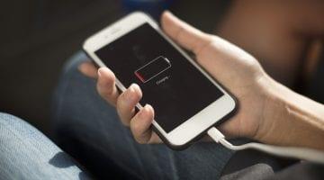 Mobile phone overcharging
