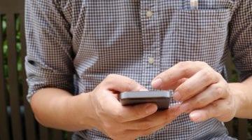 get a landline number for mobile