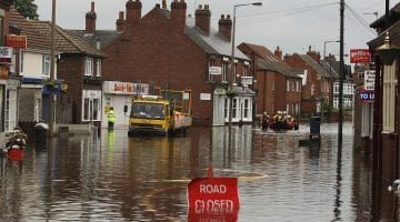 telecoms during adverse weather