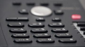 call handling