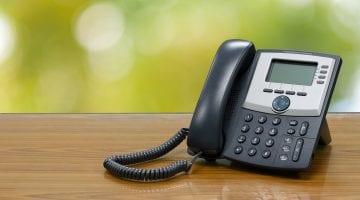 IP telephone device