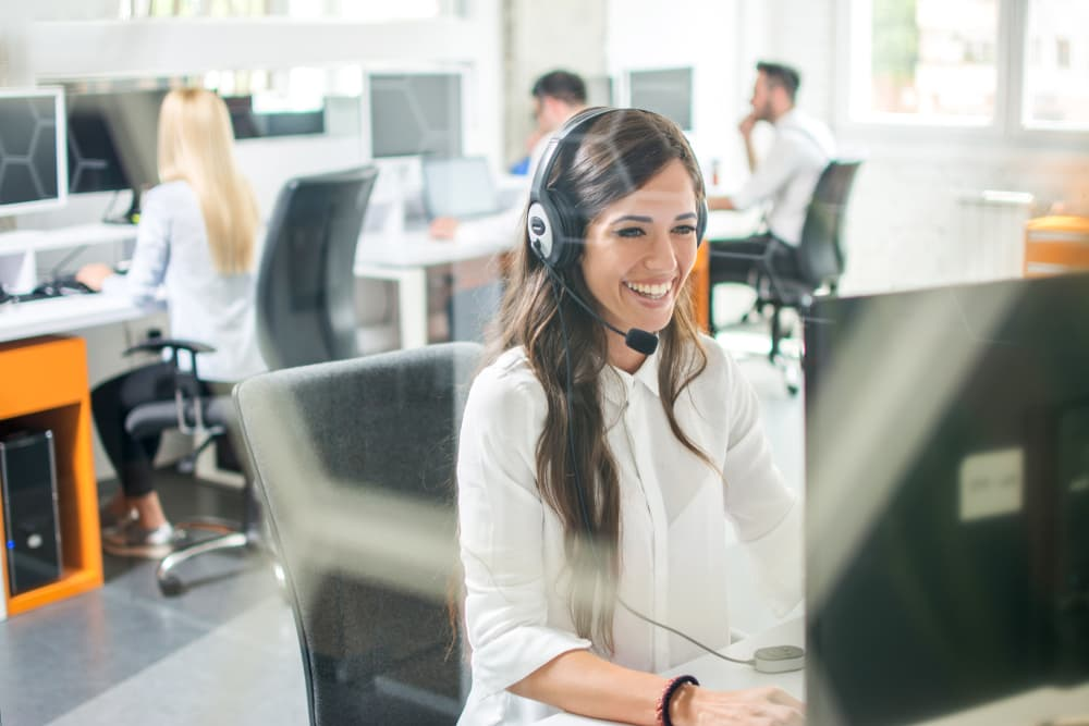 call answering service boosts customer support
